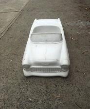 1955 Chev Belair Convertible hot rod stroller pedal car fiberglass body 1956