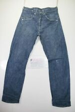 Levis Engineered 835 (Cod. F2105) Tg46 W32 L34 jeans usato Vita Alta Vintage