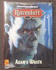 1994 AD&D RAVENLOFT Adam's Wrath TSR #9439 SEALED