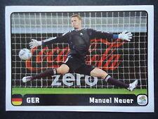 Panini 1/6 manuel neuer Alemania em 2012 Poland-Ucrania