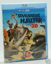 Animals United 3D Blu-ray 3D Region B NEW SEALED