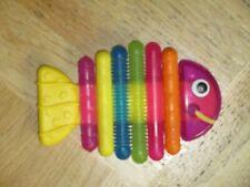 Sassy Beißring Greifling Rassel Baby Spielzeug sehr gut erhalten