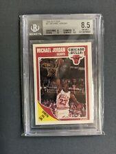 1989-90 Fleer #21 Michael Jordan BGS 8.5