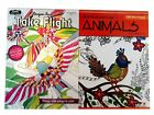 Birds Take Flight  Animals Adult Kids Coloring Book Series Books Set of 2 NEW