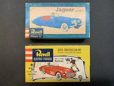 Revell Highway Pioneers 1952 Ferrari 4.1 Litre And Jaguar Xk120 Boxes Only Rare