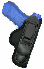 TUCK~TUCKABLE INSIDE PANTS IWB CONCEALMENT HOLSTER for S&W SIGMA 9 40 45 VE E 9E