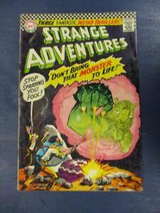 STRANGE ADVENTURES #188 VG
