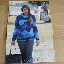 Sirdar Indie Pattern No. 9541 - Sweaters