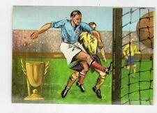 FIGURINA ITALIAN CARD ANNI '70 - 1934 ITALIA CAMPIONE DEL MONDO AZZURRI