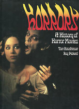 Horrors: A History of Horror Movies-Chartwell Books-1984-Dracula,