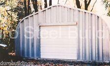 DuroSPAN Steel 25x62x12 Metal Garage Workshop DIY Building Kit Factory DiRECT