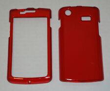 Samsung Captivate i897 Crystal Hard Plastic Case RED