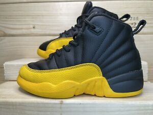 Nike Air Jordan 12 XXI Retro University Gold/Black Size 11C 151186-070