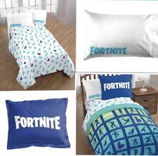Fortnite Boogie Comforter & Sheet Sets 6 Piece Full Kids Teens FREE SHIPPING