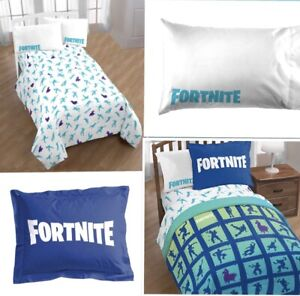 Fortnite Boogie Comforter & Sheet Sets 6 Piece Full Kids Teens FREE SHIPPING