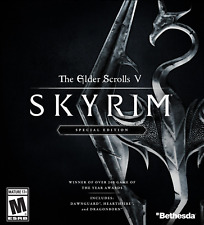 The Elder Scrolls V 5 Skyrim Special Edition Steam Key PC Region Free