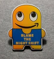 Amazon Peccy Pin - Blame The Night Shift