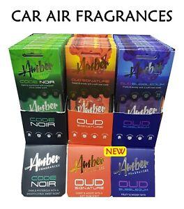 Oud Islamic Air Freshener ( Brand New ) Amber fragrances - Car hanging FREE P&P