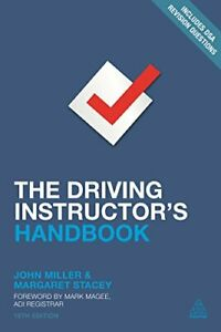 The Driving Instructor's Handbook by Stacey, Margaret Book The Cheap Fast Free