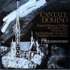 Marianne Mellnäs, Sopran / Alf Linder, Orgel / Cantate Domino - Vinyl LP 180g