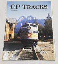 CP Tracks Train Magazine Back Issue Summer 2000 Train 4069