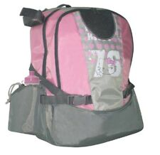 Zaino scuola grande Hello Kitty rosa e grigio PS 06278