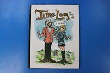 "VTG Doctor Who 1980s Fanzine Fan Fiction Book ""Time Log 7 Spring"""