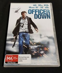 Officer Down - DVD - Pre Owned - VGC