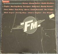 FM 12 Inch Vinyl LP Movie Soundtrack Astor Records  DOUBLE LP SET