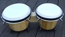 Kindertrommel Conga Bongos Musikinstrument Handtrommel Bongotrommel