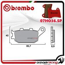 Brembo SP - Pastiglie freno sinterizzate posteriori per Yamaha MT07 tracer 2016>