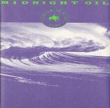 MIDNIGHT OIL - SCREAM IN BLUE-LIVE - 12 TRACK CD - CD ALBUM (AS NEW)