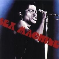 "JAMES BROWN ""SEX MACHINE (LIVE)"" CD NEU"