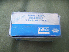 NOS Ford Valve Lifters Tappets Set of EIGHT C6AZ-6500-A