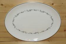 "Royal Doulton Coronet Oval Serving Platter, 13"" x 9 7/8"""
