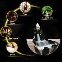 Ceramic Glaze Incense Burner Backflow Censer Tower Holder 10 Cones Home Office
