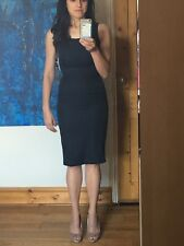Office suit dress navi S