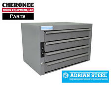 Adrian Steel 9, Four Drawer Shallow