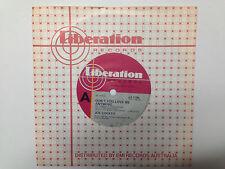 Joe Cocker - Don`t You Love Me Anymore Ec Liberty Label 7`` Single