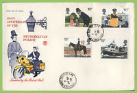 G.B. 1979 Police set Stuart First Day Cover, Constable Rd. cds SCARCE