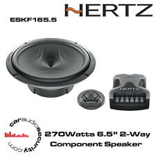 Hertz ESK F165.5 Energy 16.5cm 6.5'' 2 Way Slim Fit Car Component Speakers 270W