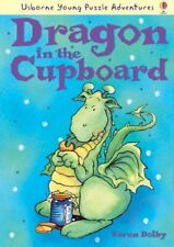 Dragon in the Cupboard (Usborne Young Puzzle Adventures),Karen ,.9780746087435