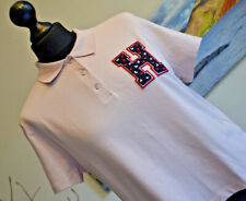 0621885c Tommy Hilfiger Womens Polo Shirt Gigi Hadid Halo Dora top SS Crop Pink Sz.  XL
