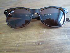Ray Ban Junior brown frame sunglasses. RJ9052S.