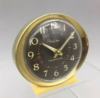 Westclox Baby Ben Alarm Clock 58056 White Vintage - Fast Free Shipping - E24