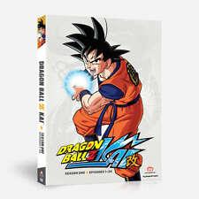 DragonBall Z Kai: Season One (DVD, 2012, 4-Disc Set)