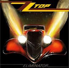 *NEW* CD Album - ZZ Top - Eliminator (Mini LP Style Card Case)