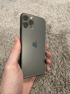 Apple iPhone 11 Pro - Space Gray Unlocked Verizon, AT&T, T-Mobile, Sprint 64GB