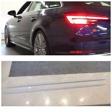 Seitenschweller für Audi A4 B9 Leisten Seitenleisten S Line Schweller side kits
