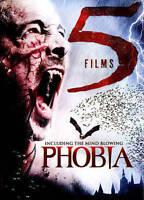Phobia/Vamperifica/Blood Red Moon/Avia, Vampire Hunter/Blood Relic (DVD, 2014)